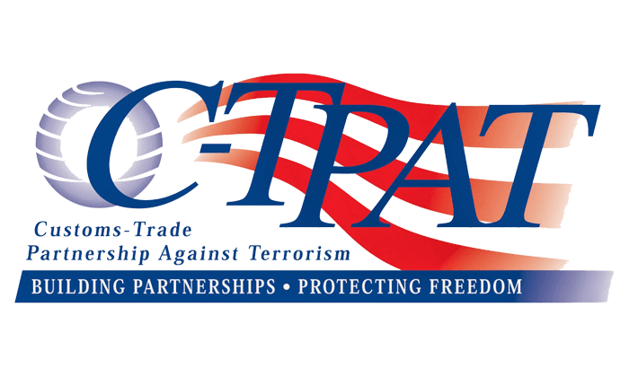 Certification Customs Trade Partnership Against Terrorism