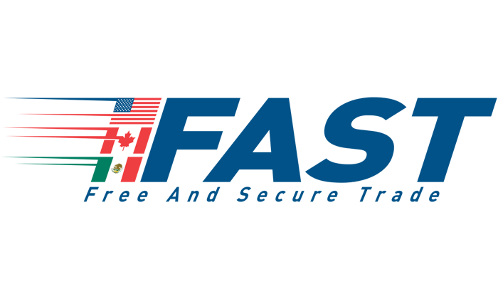 Certification Free and Secure Trade F.A.S.T.
